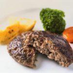 こぶ黒牛のハンバーグ 通販/お取り寄せ&レシピ@まつもと牧場 青空レストラン 8月18日 北海道 新ひだか町